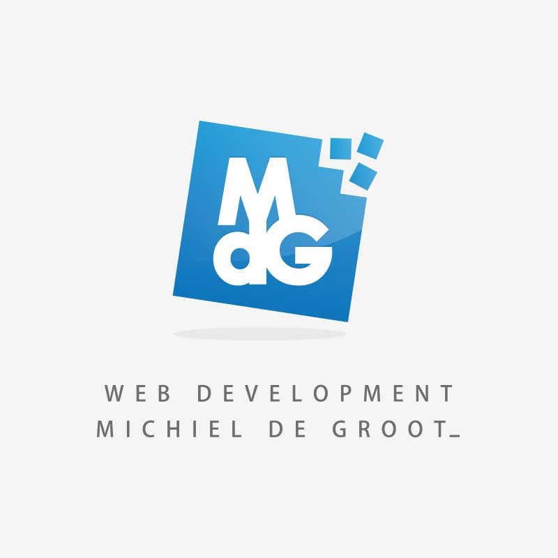 Michiel de Groot Web Development Logo