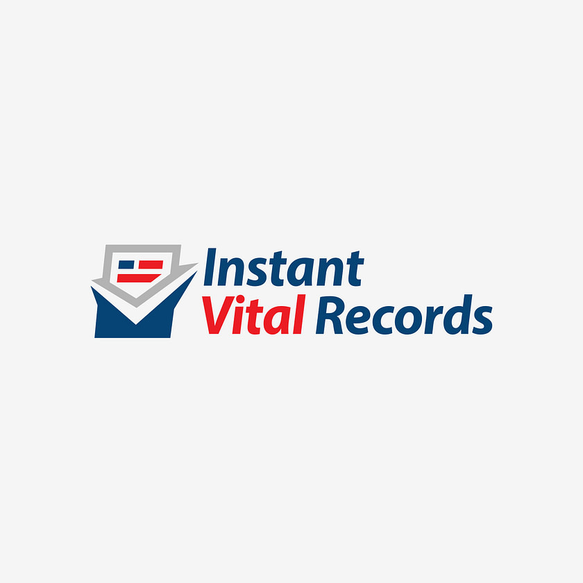 Instant Vital Records logo design