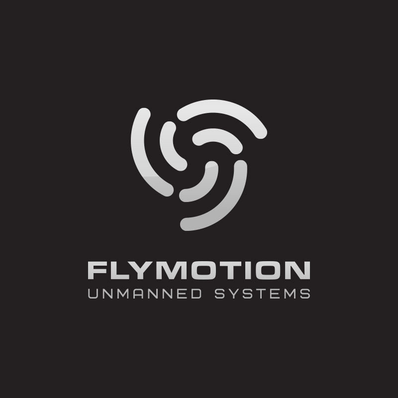 Logo and website for Flymotion