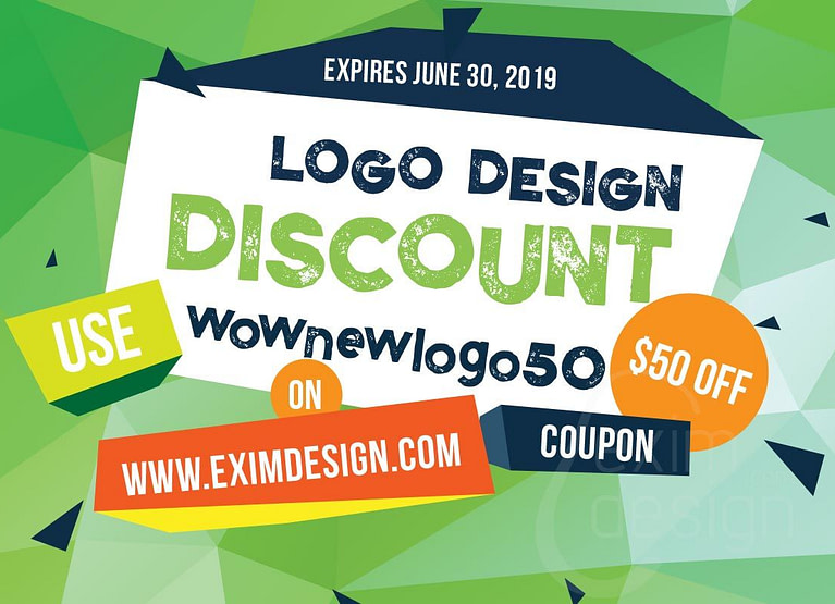 Discount for logo design