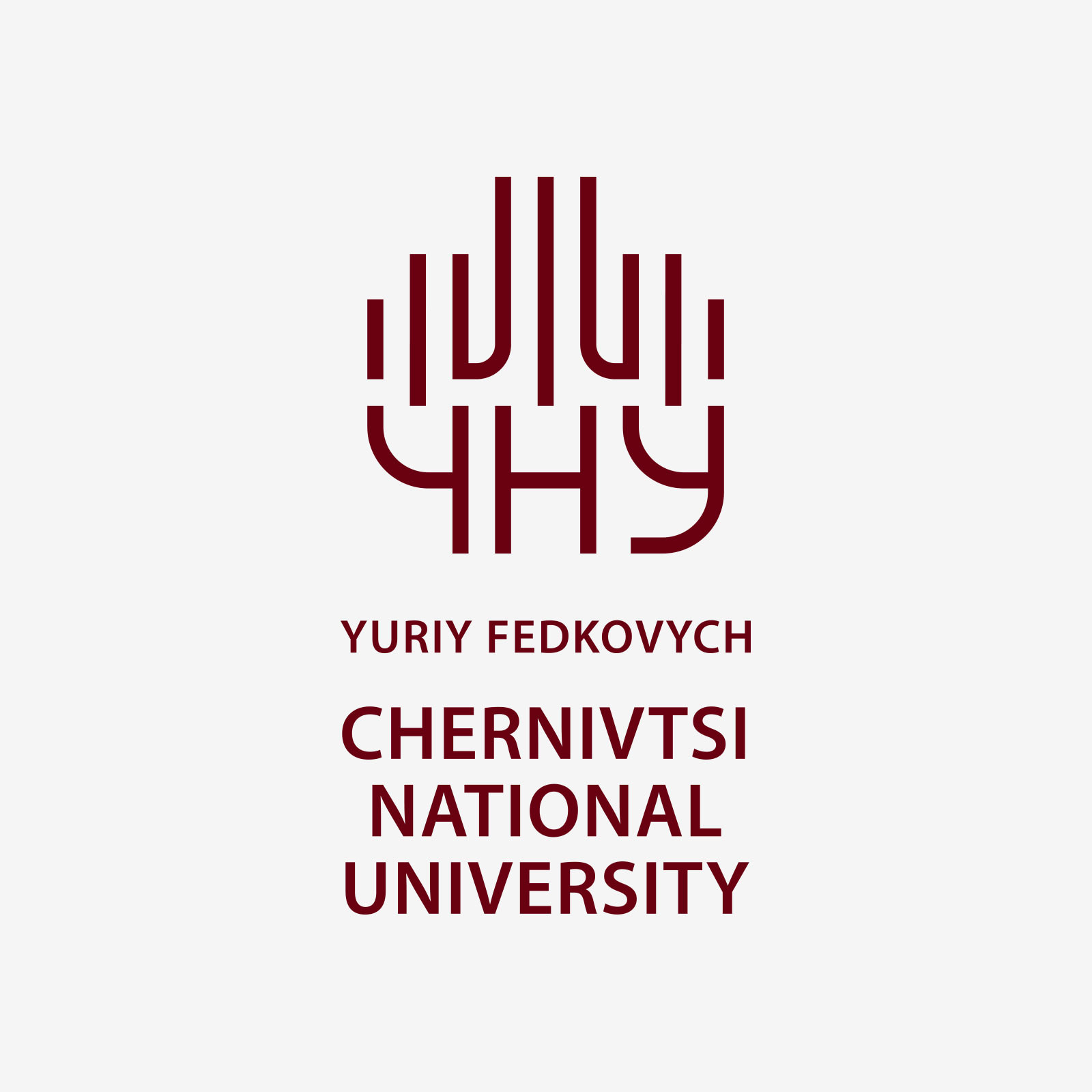 Yuriy Fedkovych Chernivtsi National University Logo
