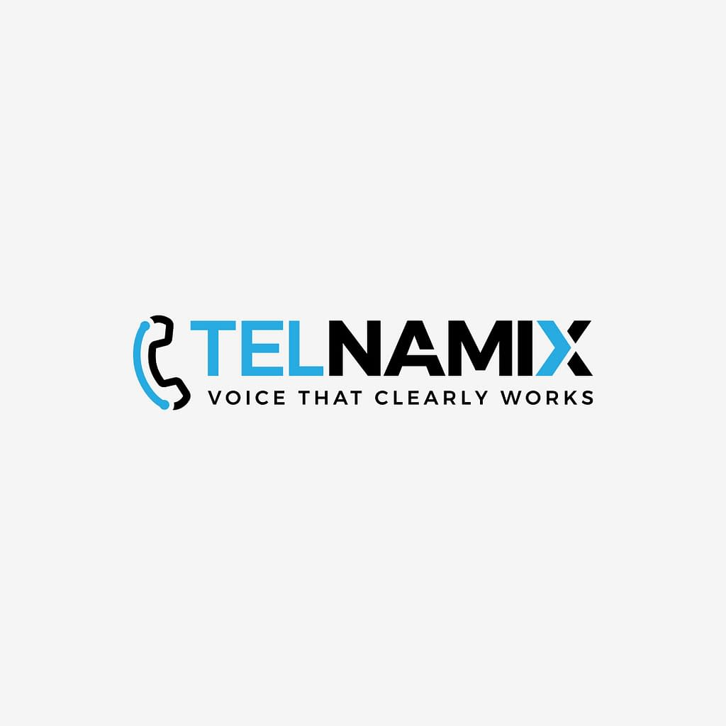 Logo design for Telnamix
