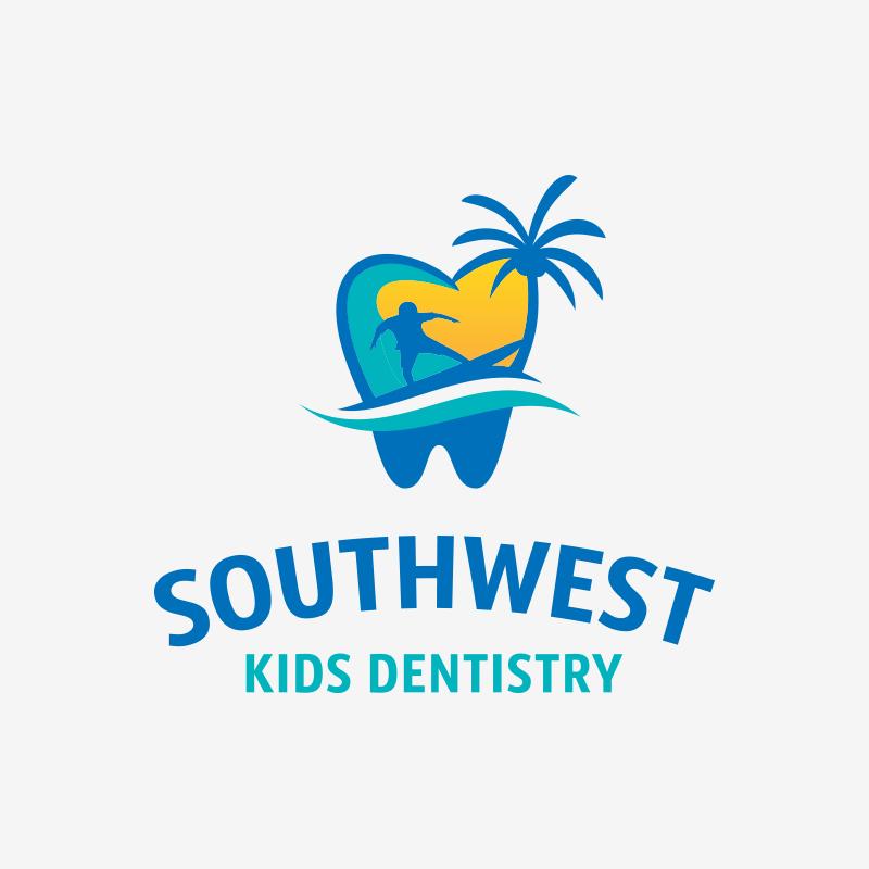 Logo for Southwest Kids Dentistry